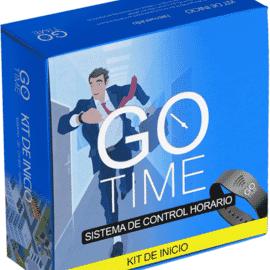 Pack Control Horario GoTime
